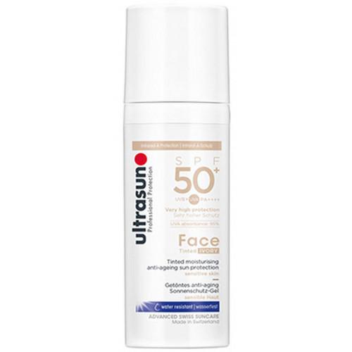 ULTRASUN Face Tinted SPF 50+ Ivory 50 ml