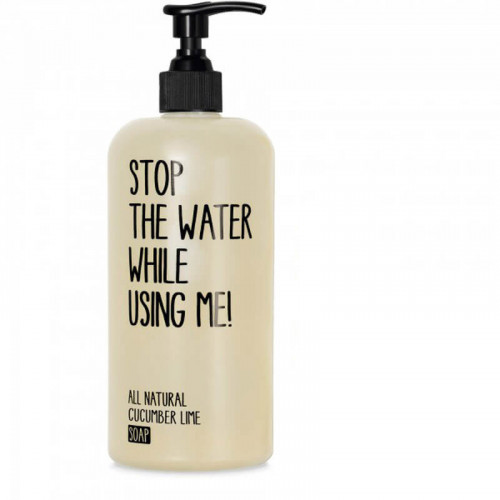 STOP THE WATER BODY Cucumb Lime Soap 200 ml