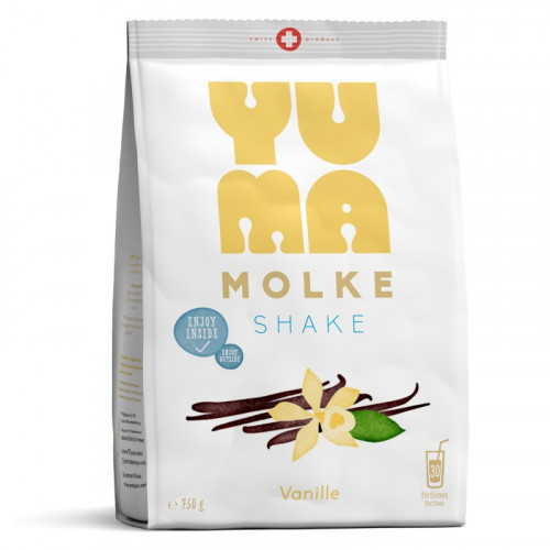 YUMA Molke Vanille Btl 750 g