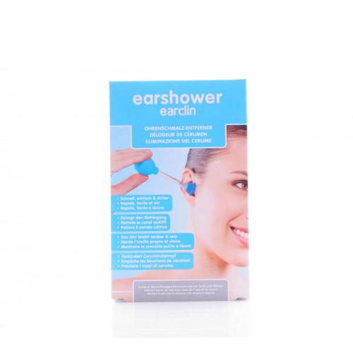 EARSHOWER earclin Ohrenschmalz-Entferner