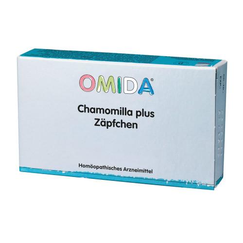 OMIDA Chamomilla plus Supp 10 Stk