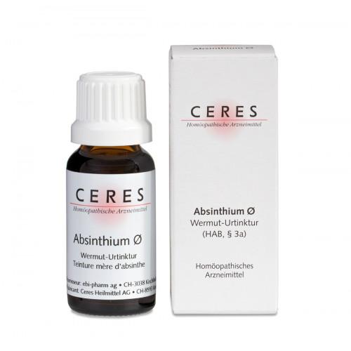 CERES Absinthium Urtinkt Fl 20 ml