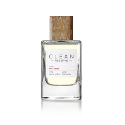 CLEAN RESERVE Terra Woods EDP 100 ml