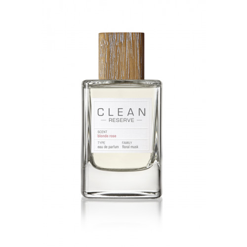 CLEAN RESERVE Blonde Rose EDP 100 ml