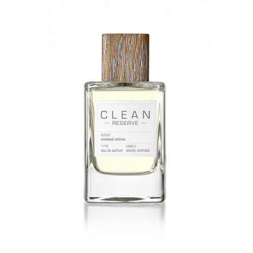 CLEAN RESERVE Smoked Vetiver EDP 100 ml