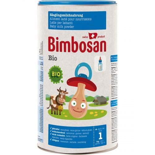 BIMBOSAN Bio Säuglingsmilch Ds 400 g