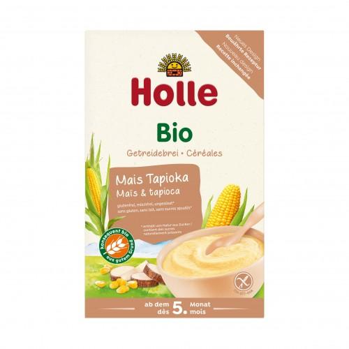 HOLLE Babybrei Mais Tapioka Bio 250 g