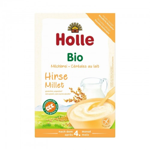 HOLLE Babybrei Hirse Bio 250 g