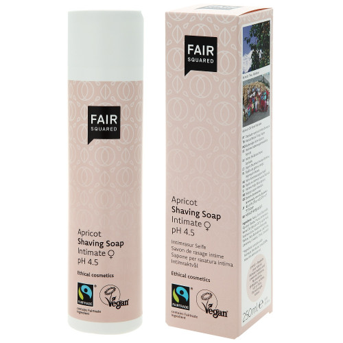 FAIR SQUARED Sensitive Shave Apricot 250 ml
