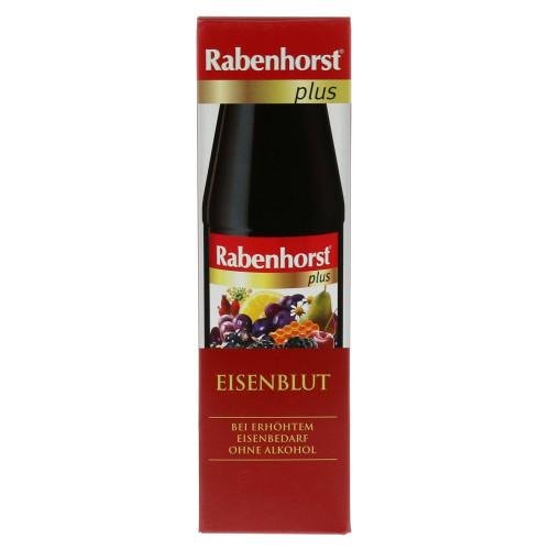 RABENHORST Eisenblut plus Fl 450 ml
