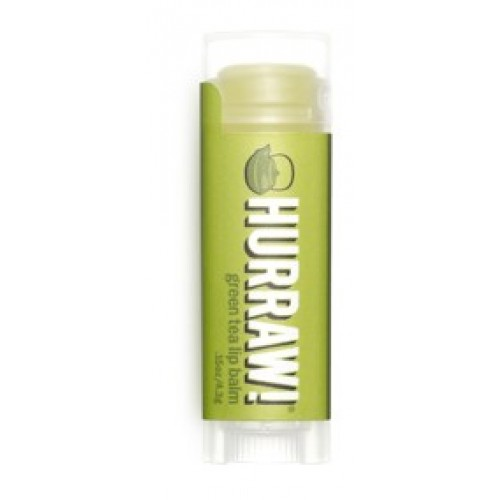 HURRAW! Lip Balm Green Tea 4.3 g