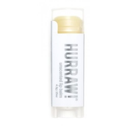 HURRAW! Lip Balm Unscented 4.3 g