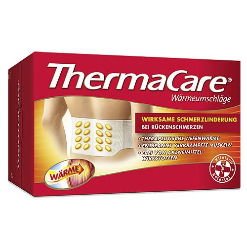 THERMACARE Rückenumschlag 6 Stk