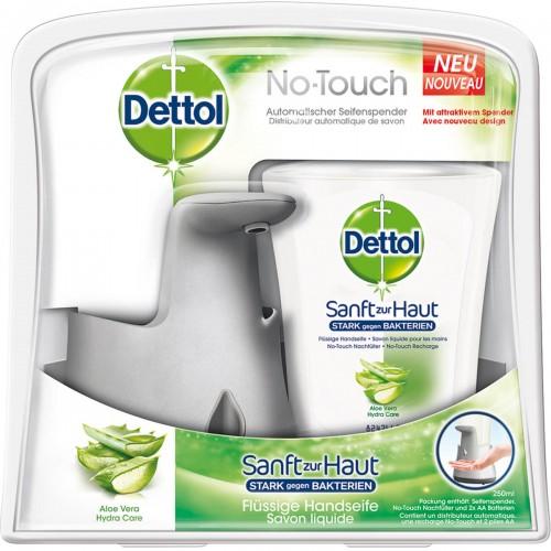 DETTOL No-Touch Starter Set wei Gardenberr 250 ml