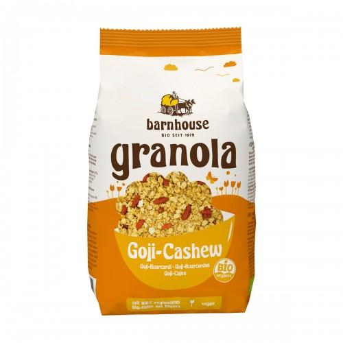 BARNHOUSE Granola Goji-Cashew 375 g