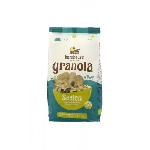 BARNHOUSE Granola Saaten 375 g