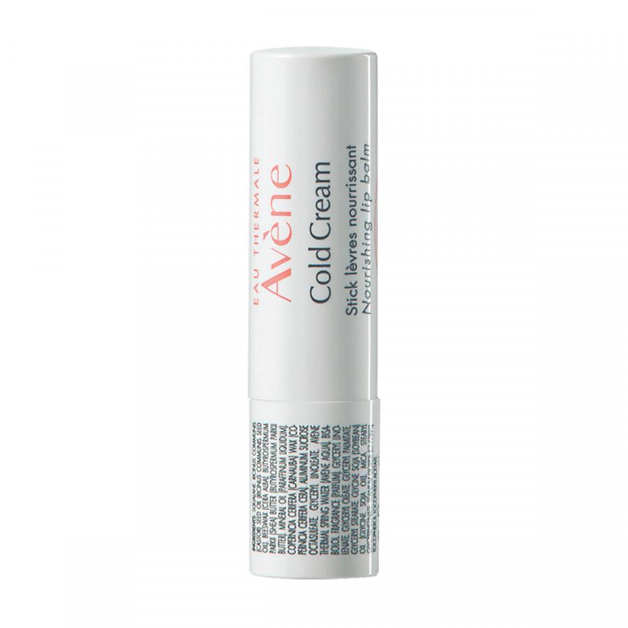 Hier sehen Sie den Artikel AVENE Cold Cream Lippenstift reichhaltig GFD 4 g aus der Kategorie Lippenbalsam/Creme/Pomade. Dieser Artikel ist erhältlich bei apothekedrogerie.ch