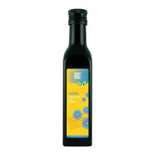 NATURKRAFTWERKE Leinöl nativ Demeter 250 ml
