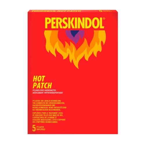 PERSKINDOL Hot Patch 5 Stk