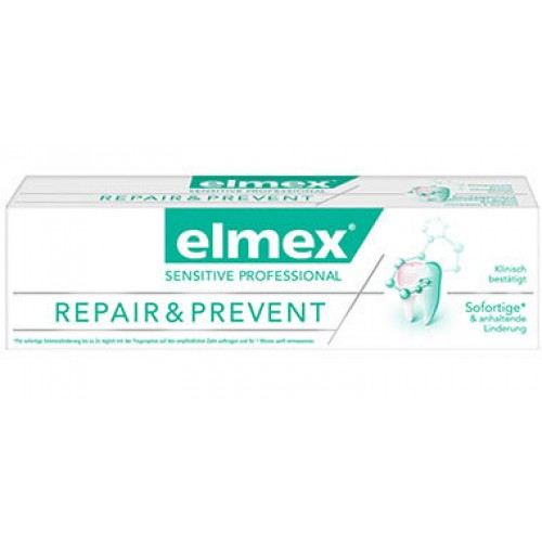 ELMEX SENSITIVE PROF REP&PREV Zahnpasta 75 ml