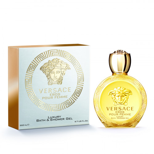 VERSACE EROS FEMME Bath & Shower Gel 200 ml