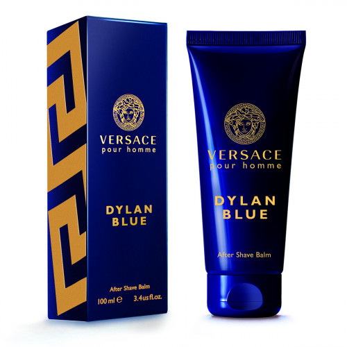 VERSACE DYLAN BLUE Comf After Shave Balm 100 ml
