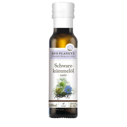 BIO PLANETE Schwarzkümmelöl nativ Fl 100 ml