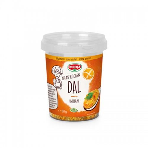 MORGA Dal Indian Bio 120 g
