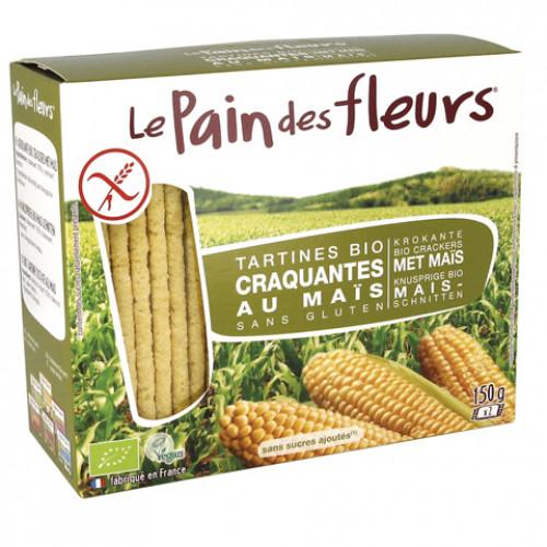 BLUMENBROT Mais Bio glutenfrei 150 g