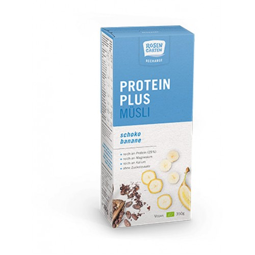 ROSENGARTEN Protein Plus Müesli Bio 350 g