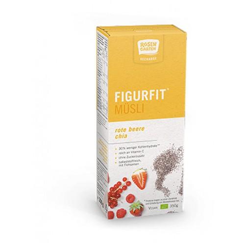 ROSENGARTEN Figurfit Müesli Bio 350 g