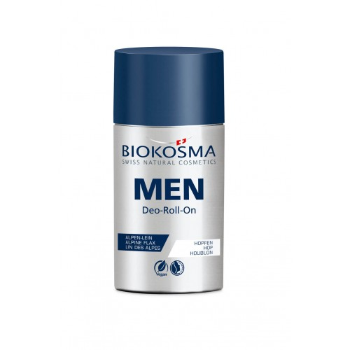 BIOKOSMA Men Deo Roll on 60 ml