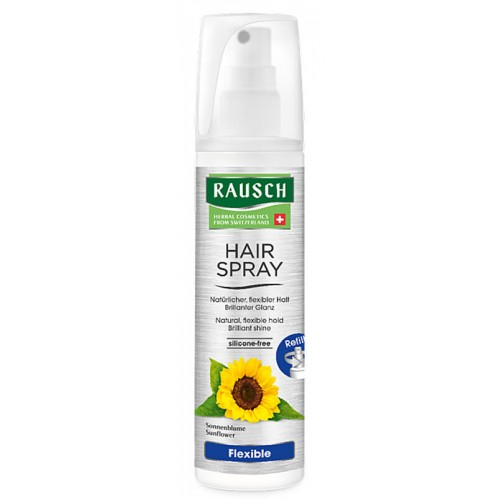RAUSCH HAIRSPRAY Flexible Non-Aerosol Fl 150 ml