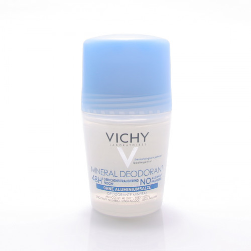 VICHY Deo Mineral 48H Roll on 50 ml