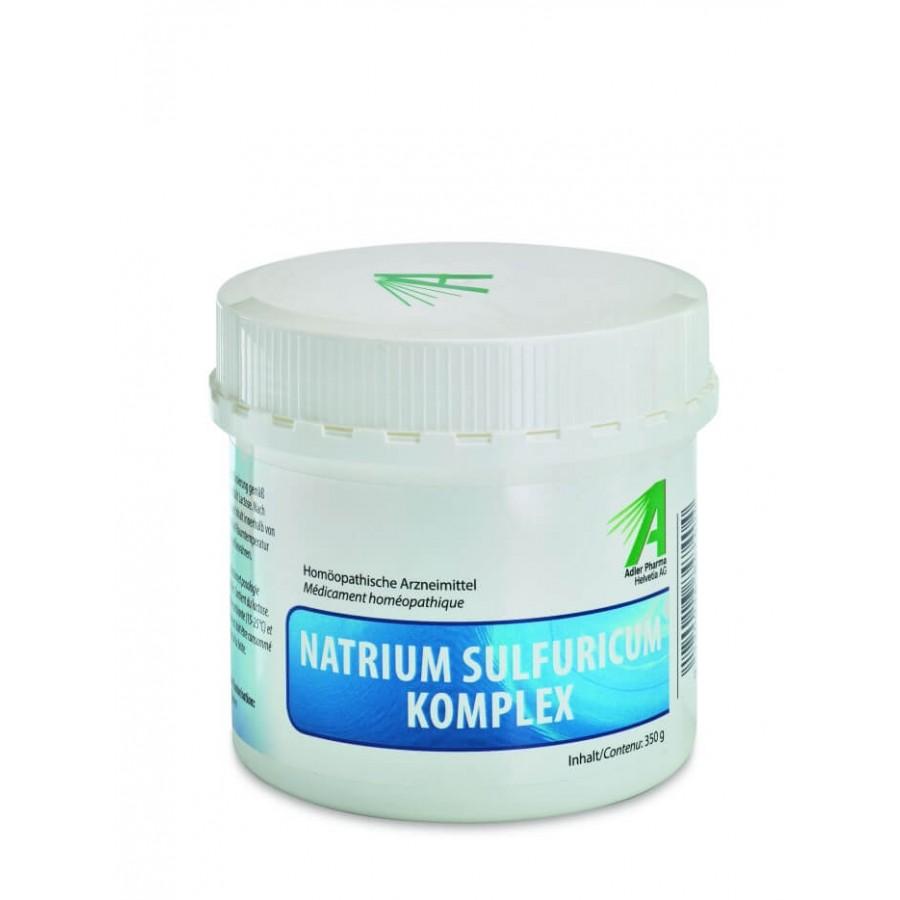 Hier sehen Sie den Artikel ADLER Natrium sulfuricum Komplex Plv Ds 350 g aus der Kategorie Homöopathische Arzneimittel. Dieser Artikel ist erhältlich bei apothekedrogerie.ch