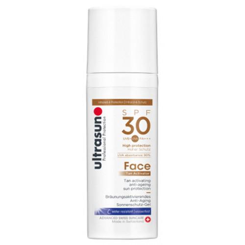 ULTRASUN Face Tan Activator SPF30 50 ml