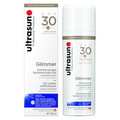 ULTRASUN Glimmer SPF30 150 ml