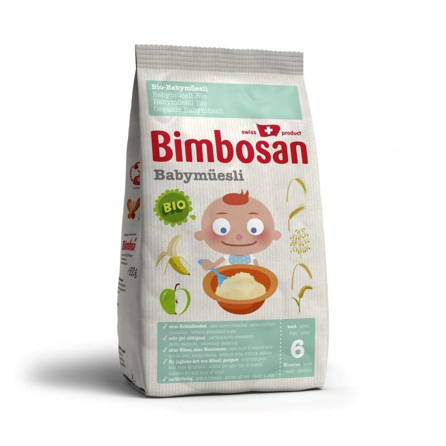 Hier sehen Sie den Artikel BIMBOSAN Bio-Babymüesli Btl 500 g aus der Kategorie Baby Breie. Dieser Artikel ist erhältlich bei apothekedrogerie.ch