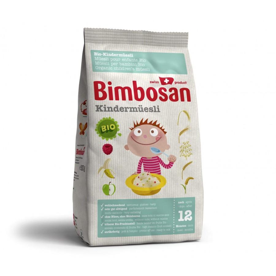 Hier sehen Sie den Artikel BIMBOSAN Bio-Kindermüesli Btl 500 g aus der Kategorie Baby Breie. Dieser Artikel ist erhältlich bei apothekedrogerie.ch