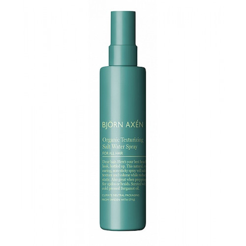 AXEN ORGANIC Texturizing Salt Water Spray 150 ml