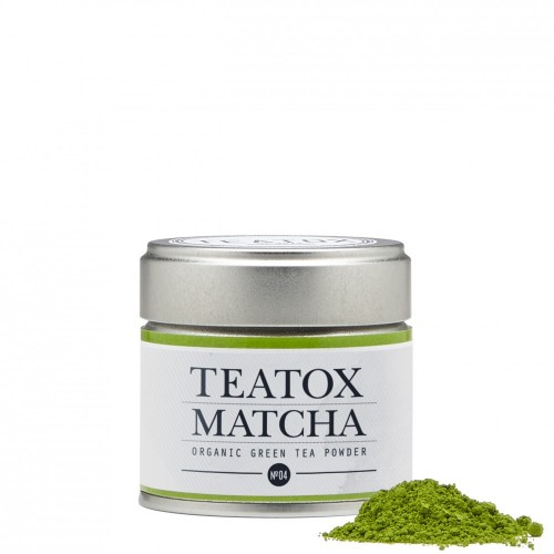 TEATOX Matcha Plv Ds 30 g