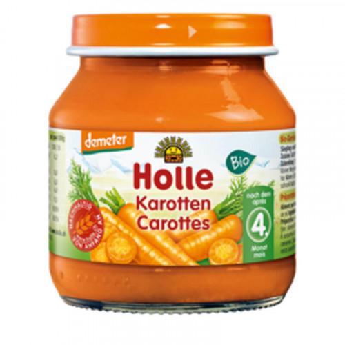 HOLLE Karotten Bio 125 g