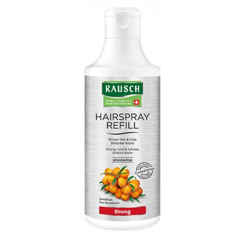 RAUSCH HAIRSPRAY Strong Non-Aerosol Ref Fl 400 ml