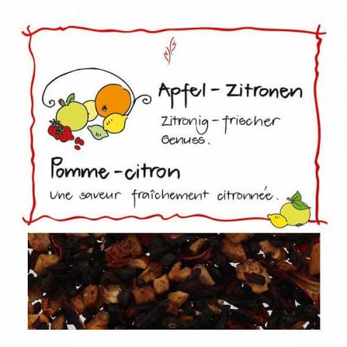 HERBORISTERIA Früchtetee Apfel Zitrone 140 g