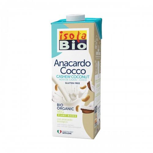 ISOLA BIO Kokosnuss Cashew Drink Tetra 1 lt