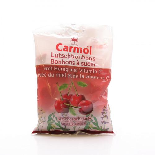 CARMOL Lutschbonbons Kirsche Btl 75 g