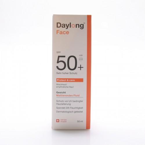 DAYLONG Protect&care Face Fluid SPF50+ Tb 50 ml