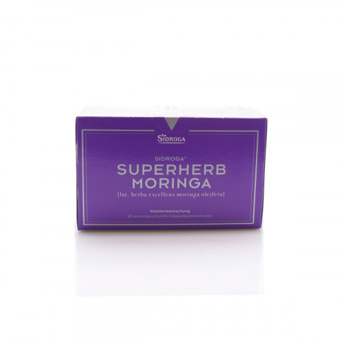 SIDROGA Superherb Moringa 20 Btl 2 g