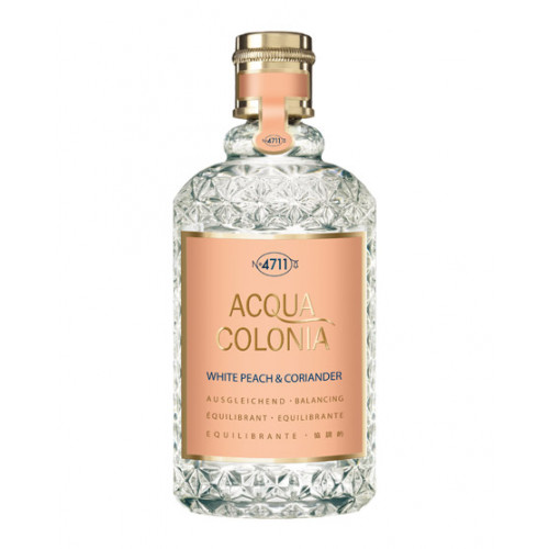 4711 ACQUA COLONIA White Peach &Coriander Splash&Spray 170 ml