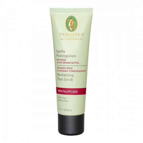 PRIMAVERA Sanfte Peelinglotion Rose Granata 50 ml